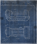 ARK blueprint body