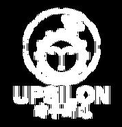 Upsilon A - Early Logo Concept