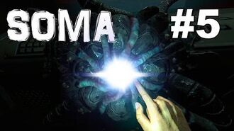 SOMA ➤ Прохождение 5 ➤ 4 шланга и телевизор =)