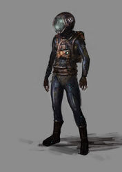 Ductile Suit - Concept Art