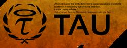 Tau sign pre-release
