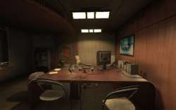 Theta - John Strohmeier's Office