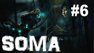 SOMA ➤ Прохождение 6 ➤ Дирижабль, ага !