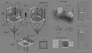 Abyss Climber Rig - Concept Art