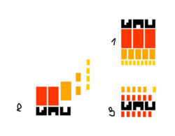 WAU Early Logo Concepts