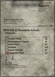 Carthage Industries maintenance checklist