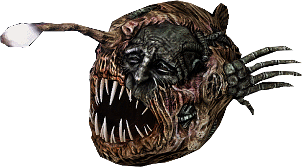 Anglerfish soma wiki fandom powered by wikia for Angler fish ark