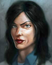 Theta mastersportrait