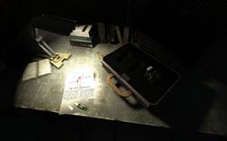 CCRV-7 Blackbox - Upsilon Storage Room