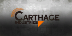 Carthage Industries poster clean