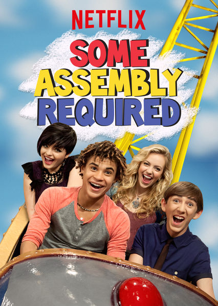 Season 3 Some Assembly Required Wiki Fandom