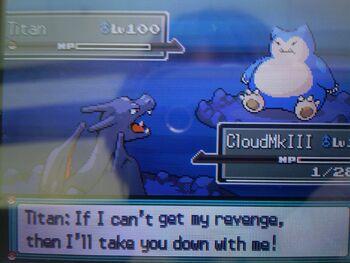 Cloud vs Titan 4