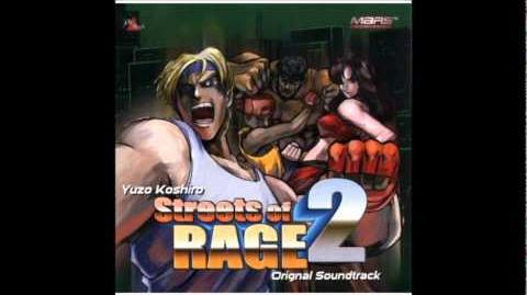 Streets of Rage 2 OST - Max Man (Theme of Shiva)
