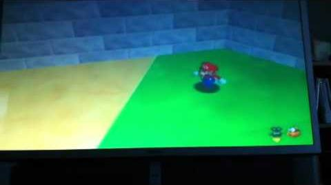 SM64- Getting to the Top of the Castle