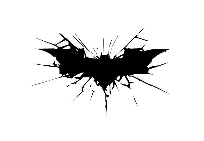 Dark Knight Rises Batman Logo