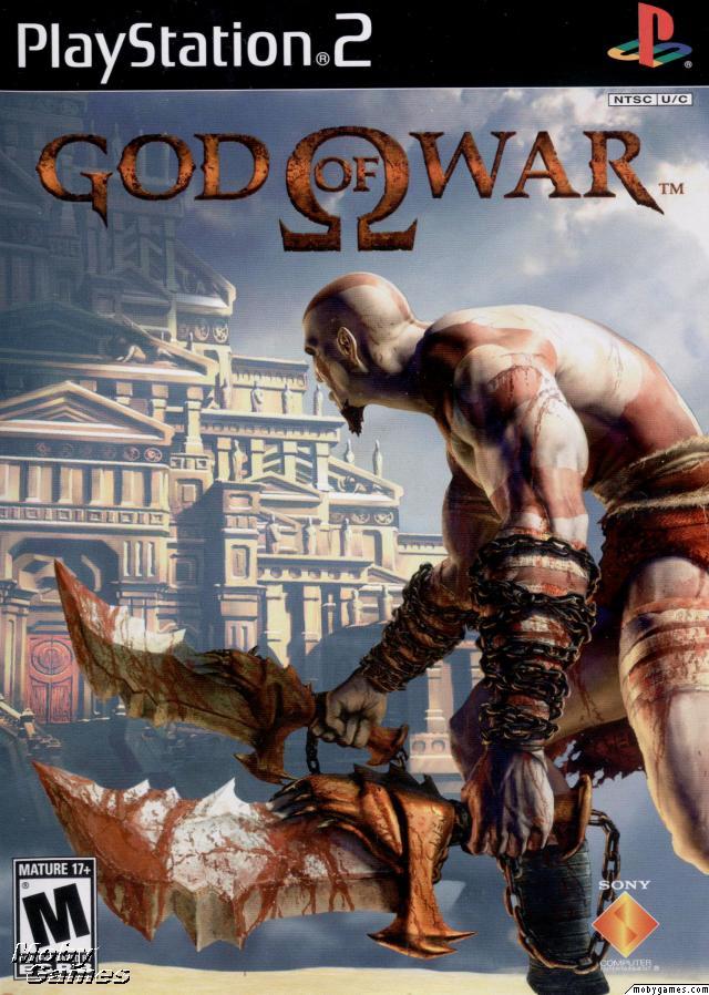 God of war i [ntsc-u]/ god of war ii [ntsc-u] (two disc edition.