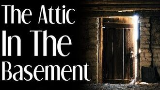 """The Attic in the Basement "" reading by Mr. Davis"