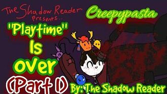 "The Backyardigans Creepypasta - ""Playtime Is Over"" (Part I) By The Shadow Reader"