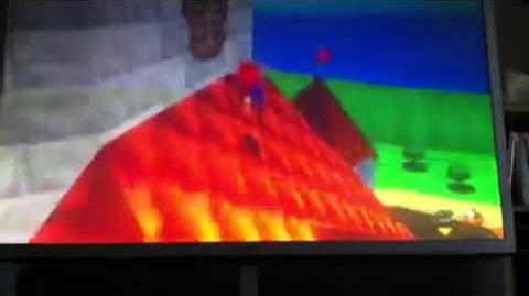 SM64- Death Door Glitch