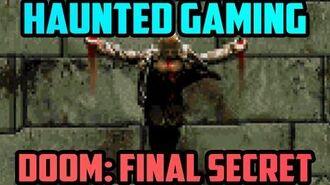 Doom The Final Secret | SomeOrdinaryGamers Wiki | FANDOM