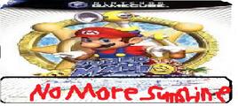 Mario No More Sunshine cover