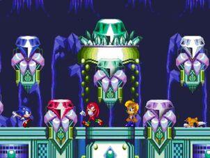Sonic the Hedgehog 3 Hacked Cartridge (Genesis) | SomeOrdinaryGamers