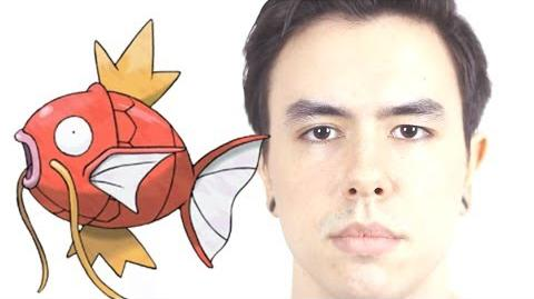 """Magikarp"" A Pokémon Parody of Wrecking Ball"