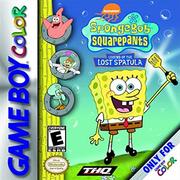 SpongeBob SquarePants - Legend of the Lost Spatula Coverart
