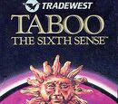Taboo: The Sense of Dread