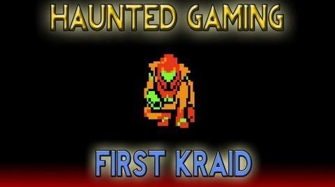 Haunted Gaming - First Kraid (CREEPYPASTA)-1