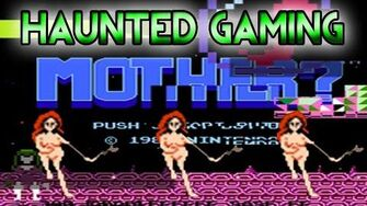 "Haunted Gaming (18 ) - ""Metroid Mother?"" (CREEPYPASTA)"