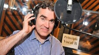 In the Studio Recording Something Rotten's Original Broadway Cast Album