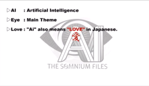 AI title meaning