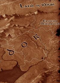 Eastern Desolation map