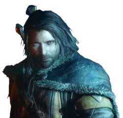 Talion Render (Middle Earth Shadow of Mordor)