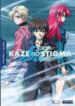 300px-Kaze No Stigma DVD 1 cover