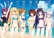Absolute Duo Volume 3 - Colored 1