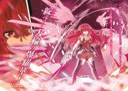 Gakusen Toshi Asterisk Volume 03 - Colored 3