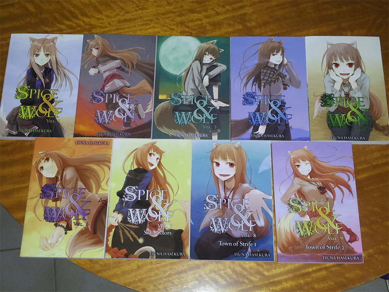 And ebook spice wolf