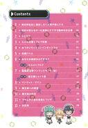 Ososugita Isekai Tensei Volume 1 Color Menu