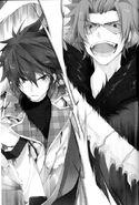 Rakudai Kishi no Cavalry V2 Page 271