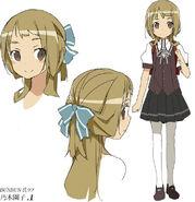 Washio Sumi Characters - Nogi Sonoko normal