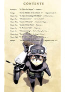 Kino no Tabi v2 TOC