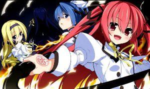 Seirei Tsukai no Blade Dance Manga HL