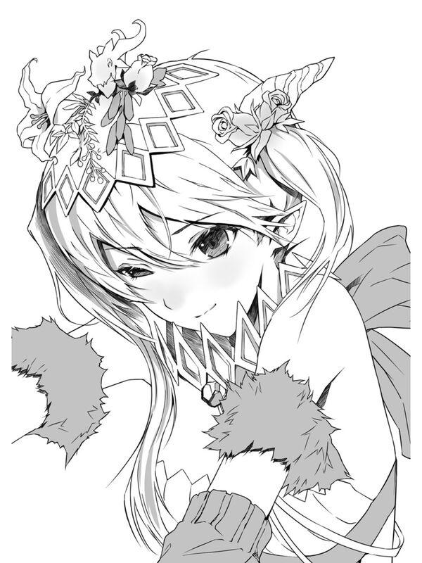 Sekai no Owari no Encore V1 Non-colour 003