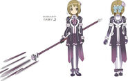 Washio Sumi Characters - Nogi Sonoko hero