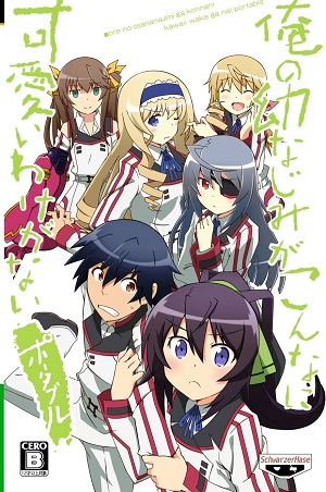 Anime Infinite Stratos