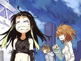 Shinyaku Toaru Majutsu no Index - Tập 3 Chương 3