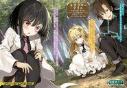 Sentouin, Hakenshimasu! Volume 04 - Colored 2