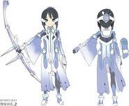 Washio Sumi Characters - Washio Sumi hero